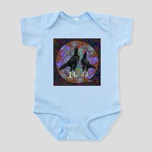 Shamo Circle Infant Bodysuit