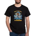Musher's training Wheels 2 Dark T-Shirt
