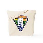 WoofDriver WooF Tote Bag