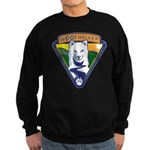 WoofDriver WooF Sweatshirt (dark)