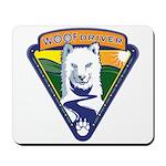 WoofDriver WooF Mousepad