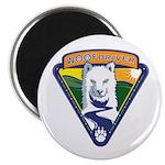 WoofDriver WooF Magnet