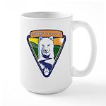 WoofDriver WooF Large Mug