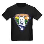 WoofDriver WooF Kids Dark T-Shirt