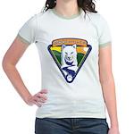 WoofDriver WooF Jr. Ringer T-Shirt
