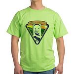 WoofDriver WooF Green T-Shirt