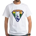 WoofDriver WooF White T-Shirt