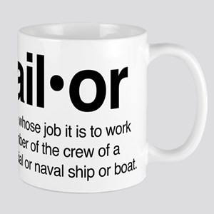 U.S. Navy Sailor 11 oz Ceramic Mug