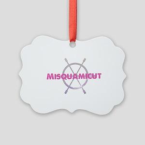 Misquamicut Picture Ornament