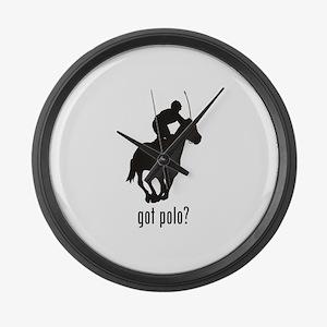Polo Large Wall Clock