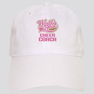 Cheer Coach Cap
