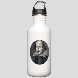 Wm Shakespeare Stainless Water Bottle 1.0L