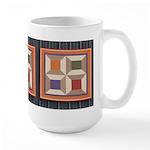 Spools Large Mug