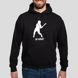 Softball 2 Hoodie (dark)