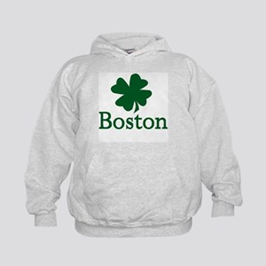 Irish Boston Kids Hoodie
