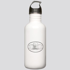 Monticello Stainless Water Bottle 1.0L
