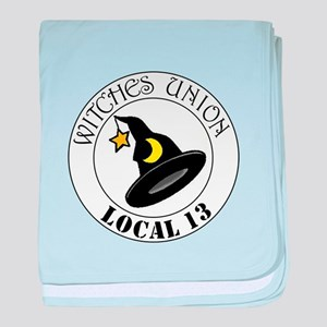 Witches Union Infant Blanket