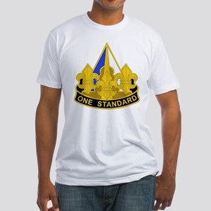 DUI - 158th Infantry Brigade Fitted T-Shirt
