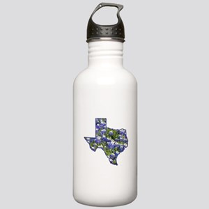 TX Bluebonnets Stainless Water Bottle 1.0L