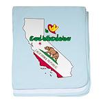ILY California baby blanket