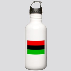 African-American Flag Total Stainless Water Bottle