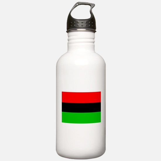 African-American Flag Total Water Bottle