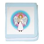 I-Love-You Angel Infant Blanket
