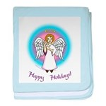 Holiday Angel Infant Blanket