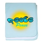 PEACE Glo CC Infant Blanket