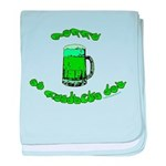Happy St. Pat's Infant Blanket