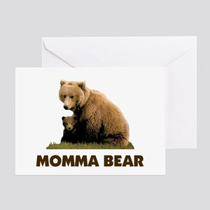 PROTECTING MY CUBS Greeting Card