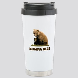 PROTECTING MY CUBS Stainless Steel Travel Mug