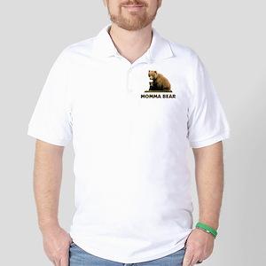 PROTECTING MY CUBS Golf Shirt