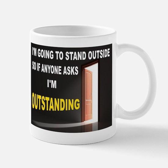 OUTSTANDING Mugs