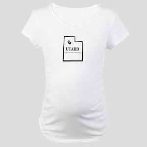 """States of Mind"" Maternity T-Shirt"