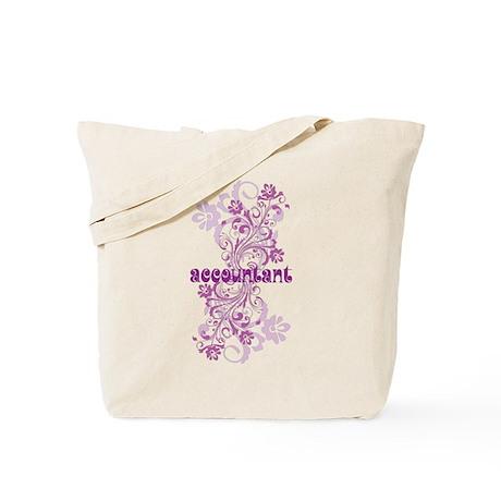 Accountant Gift Career Tote Bag