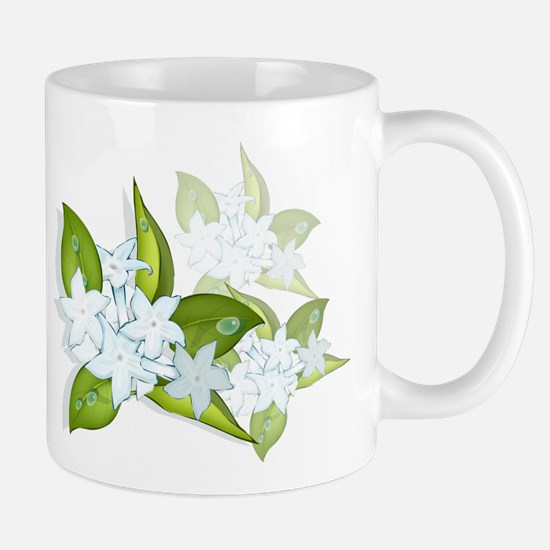 jasmine Flowers artwork Mug