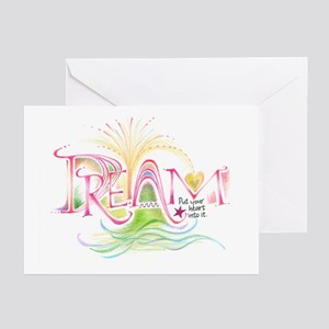 Dream Heart - Greeting Cards (Pk of 10)