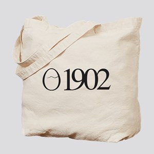 Norwich City FC 1902 Tote Bag