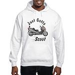 Just Gotta Scoot Burgman Hooded Sweatshirt