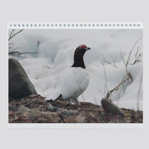 Alaskan Wildlife Wall Calendar