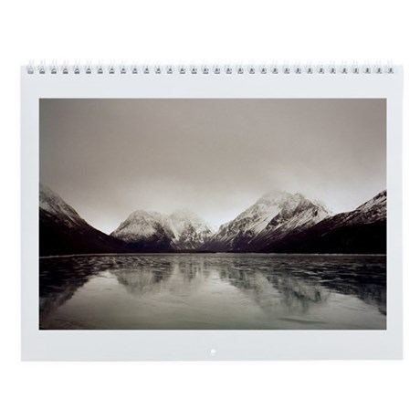 Alaskan Lakes and Streams Wall Calendar