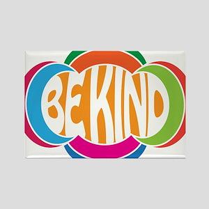 Be Kind Rectangle Magnet
