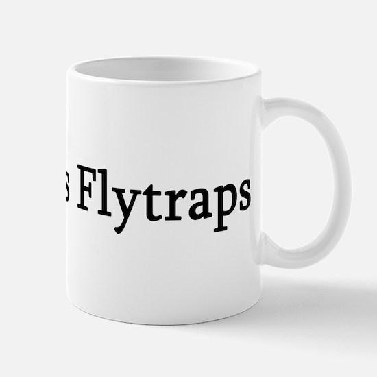 I Love Venus Flytraps Mug