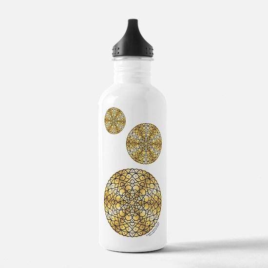 Celestial Sun Water Bottle