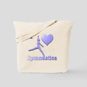 I Love Gymnastics #7 Tote Bag
