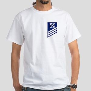 Seaman Boatswain's Mate White T-Shirt