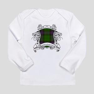 Armstrong Tartan Shield Long Sleeve Infant T-Shirt