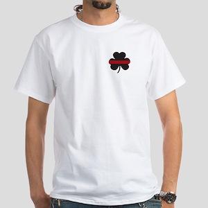 """Irish Firefighter """"Men of Fire"""" T-Shirt"""