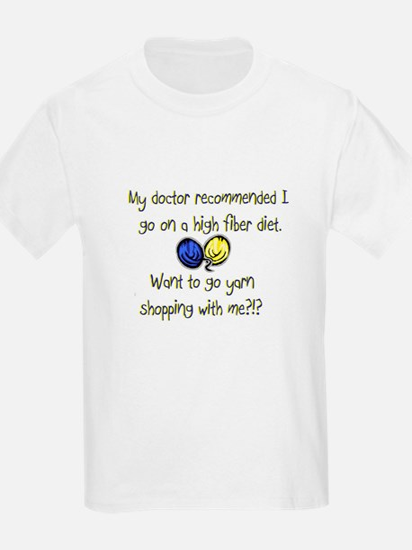 HighFiberDiet05192010 T-Shirt